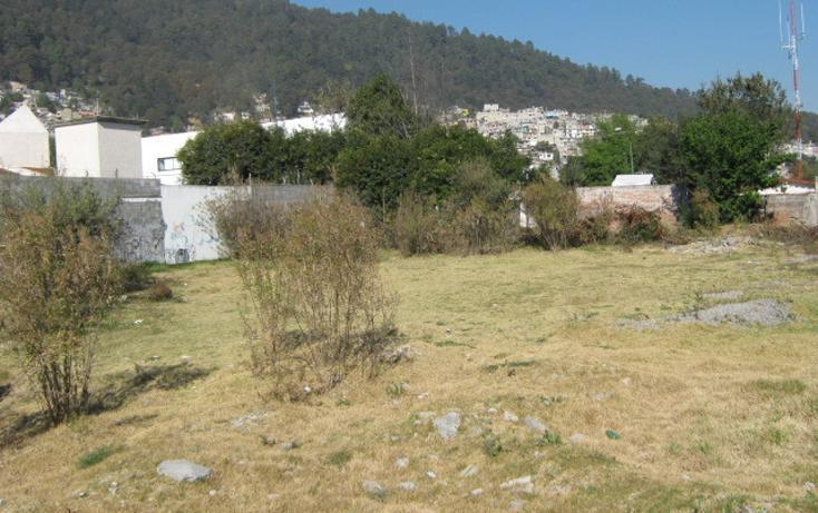 Foto de terreno habitacional en venta en  , huayatla, la magdalena contreras, distrito federal, 452948 No. 01