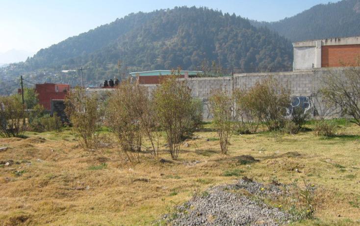 Foto de terreno habitacional en venta en  , huayatla, la magdalena contreras, distrito federal, 452948 No. 04