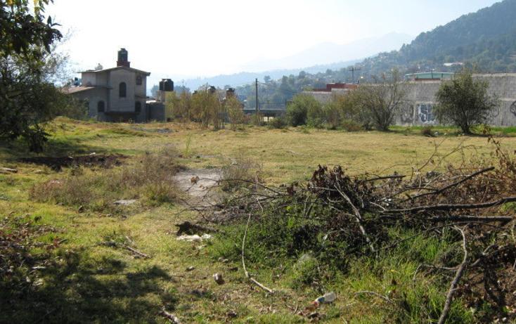 Foto de terreno habitacional en venta en  , huayatla, la magdalena contreras, distrito federal, 452948 No. 05