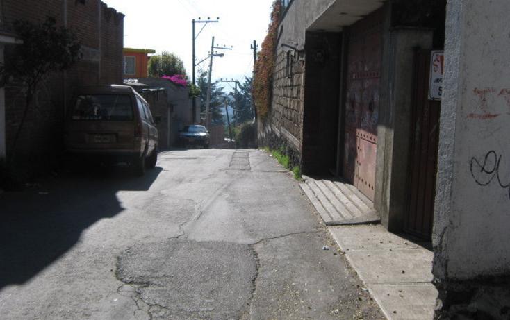 Foto de terreno habitacional en venta en  , huayatla, la magdalena contreras, distrito federal, 452948 No. 08