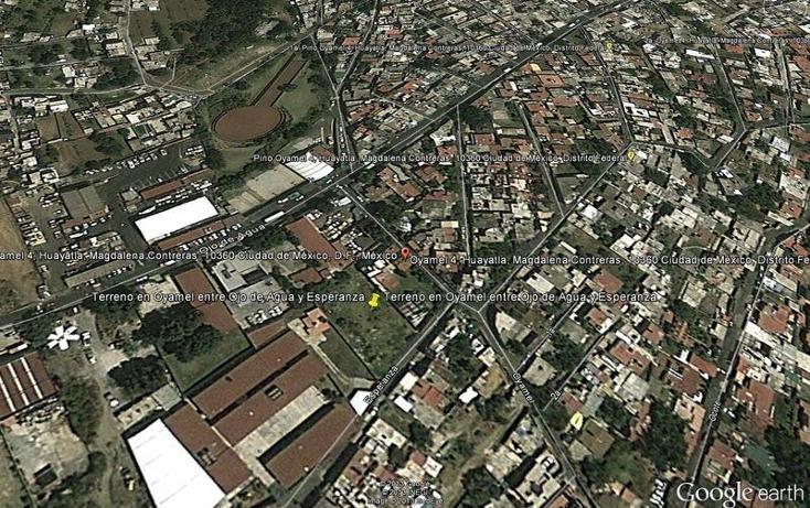 Foto de terreno habitacional en venta en  , huayatla, la magdalena contreras, distrito federal, 452948 No. 10