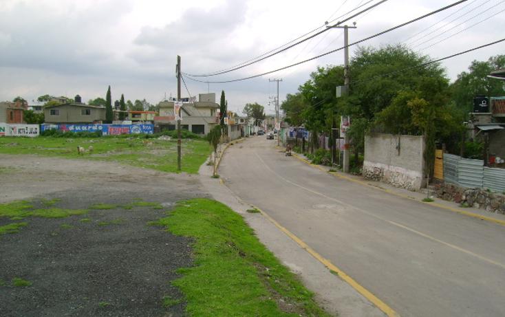 Foto de terreno habitacional en venta en  , huehuetoca, huehuetoca, méxico, 1101985 No. 06