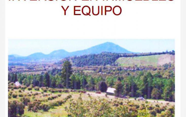 Foto de terreno comercial en venta en huerta aguacatera 10, zirimondiro, tancítaro, michoacán de ocampo, 1685242 no 05
