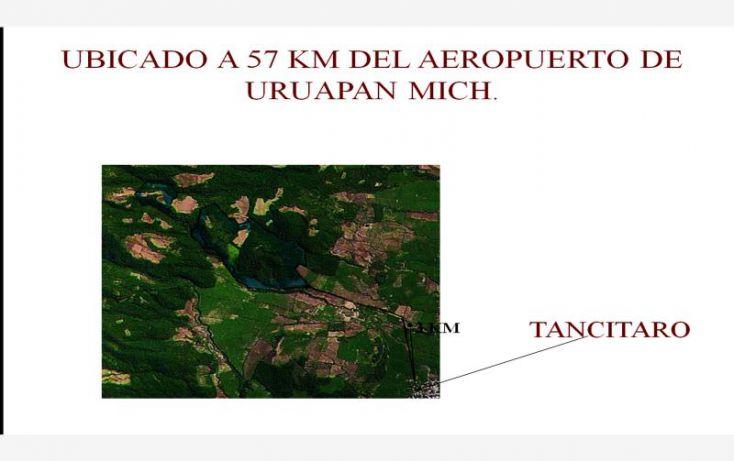 Foto de terreno comercial en venta en huerta aguacatera 10, zirimondiro, tancítaro, michoacán de ocampo, 1685242 no 09