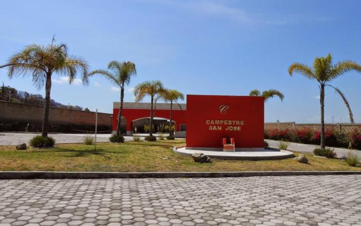 Foto de terreno habitacional en venta en  , huerta de san jos?, atlixco, puebla, 890033 No. 01
