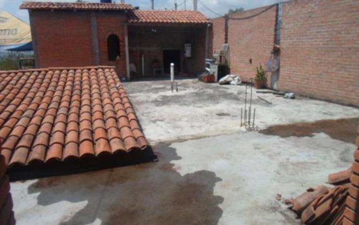 Foto de local en venta en  , huertas agua azul, morelia, michoacán de ocampo, 811587 No. 04