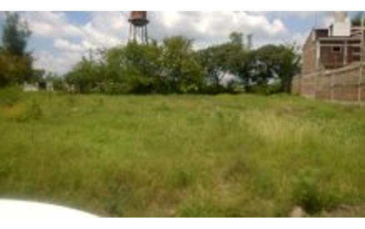 Foto de terreno habitacional en venta en  , huertas de cuautla, ayala, morelos, 1045309 No. 04