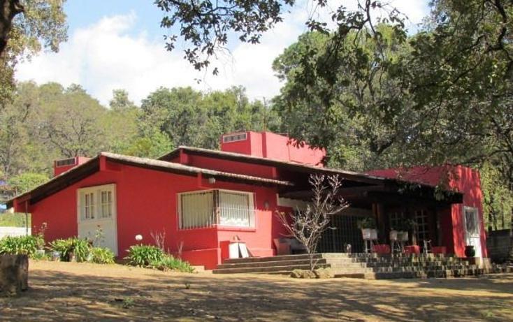 Foto de casa en venta en  , huertas de san pedro, huitzilac, morelos, 1501791 No. 01