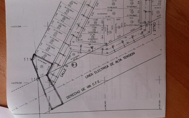 Foto de terreno habitacional en venta en  , huertas del cimatario, querétaro, querétaro, 1079357 No. 06
