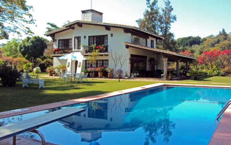 Foto de casa en venta en  , huertas del llano, jiutepec, morelos, 1049057 No. 01