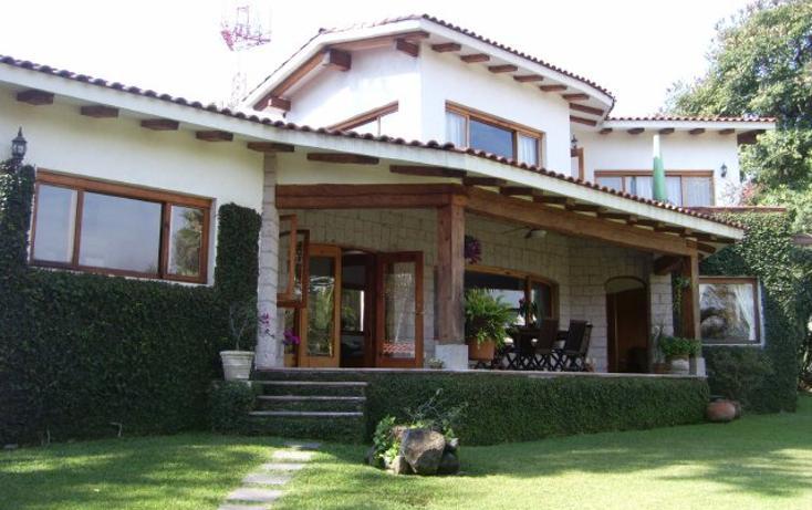 Foto de casa en venta en  , huertas del llano, jiutepec, morelos, 1251683 No. 01