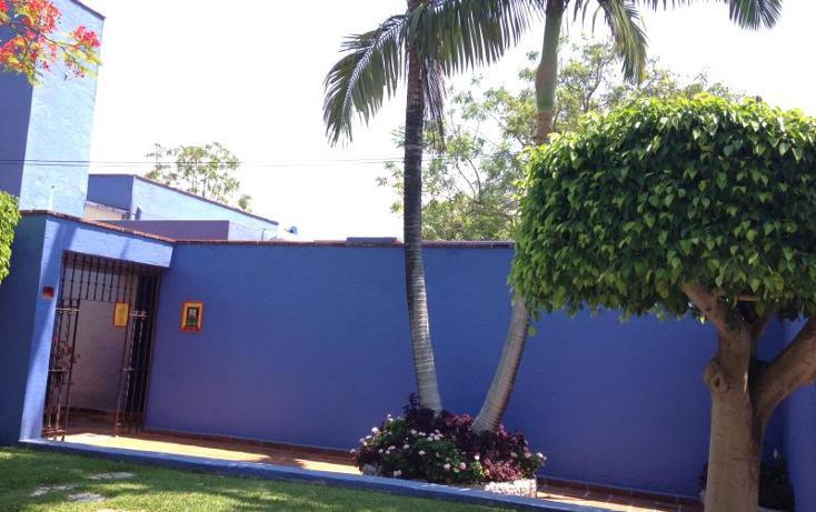 Foto de casa en venta en  ., huertas del llano, jiutepec, morelos, 492441 No. 01