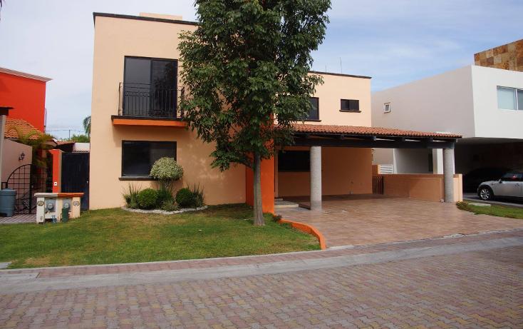 Foto de casa en venta en  , huertas el carmen, corregidora, querétaro, 1284623 No. 01