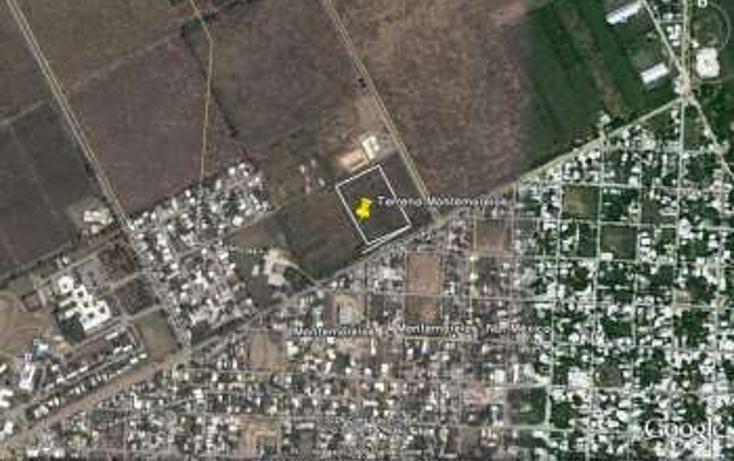 Foto de terreno habitacional en venta en  , huertas estación, montemorelos, nuevo león, 1068545 No. 01