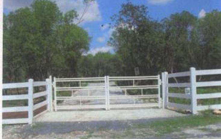Foto de rancho en venta en  , huertas estación, montemorelos, nuevo león, 1180717 No. 09