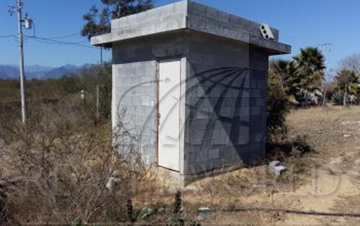 Foto de terreno habitacional en venta en, huertas estación, montemorelos, nuevo león, 1788983 no 03