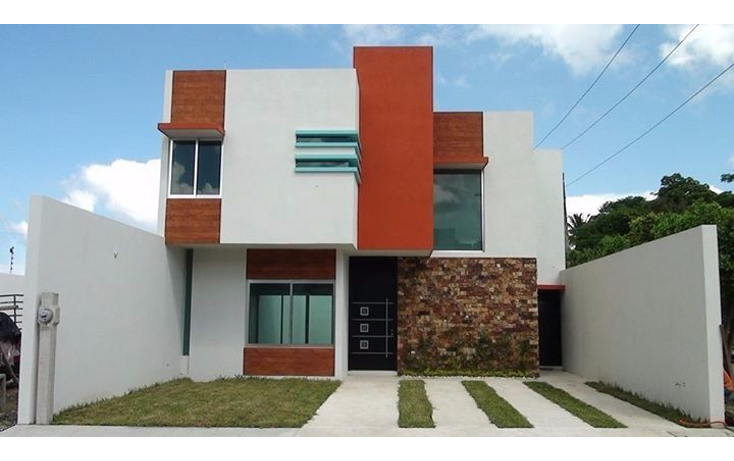 Foto de casa en venta en  , hueso de puerco (colonia quintín arauz), paraíso, tabasco, 1279433 No. 01
