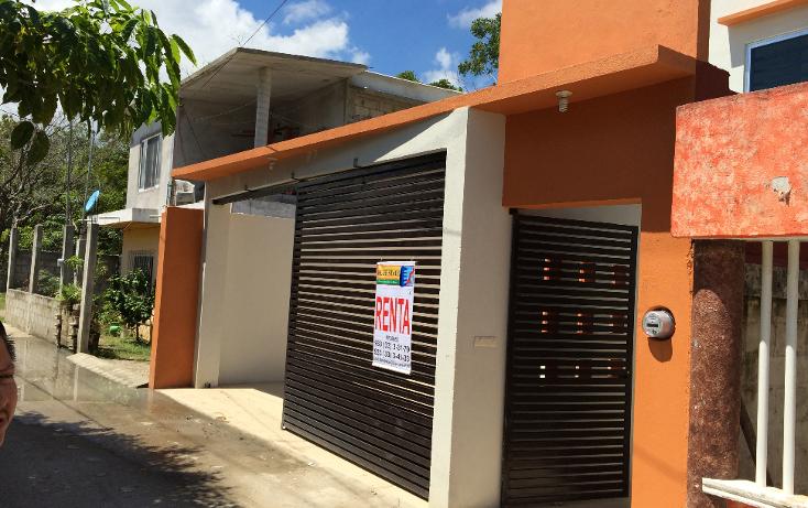 Foto de casa en renta en  , hueso de puerco (colonia quintín arauz), paraíso, tabasco, 1557110 No. 01