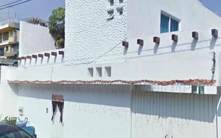 Foto de casa en venta en huexotitla , san pedro mártir fovissste, tlalpan, distrito federal, 701190 No. 01
