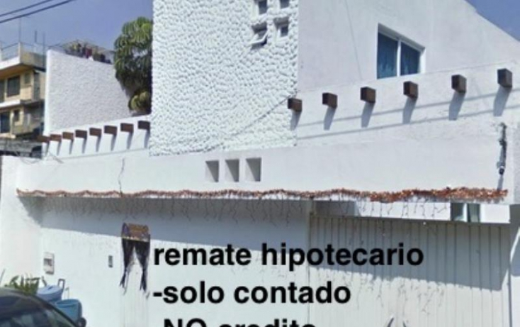 Foto de casa en venta en huexotitla, san pedro mártir, tlalpan, df, 733903 no 01