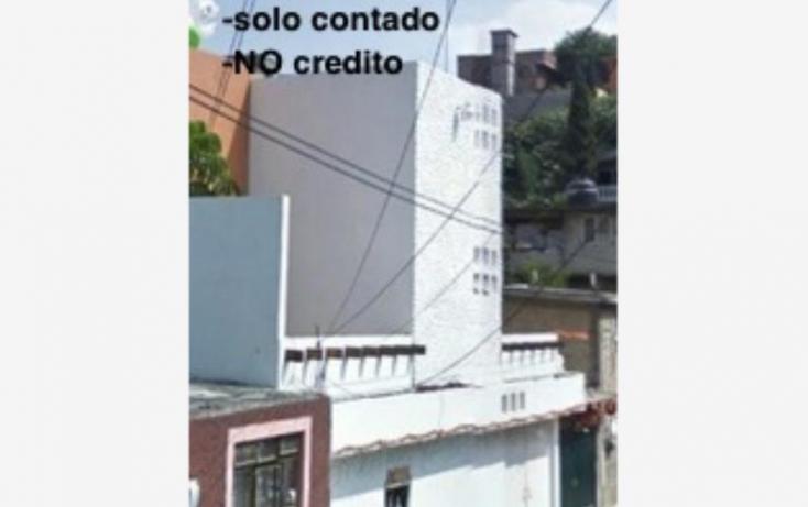 Foto de casa en venta en huexotitla, san pedro mártir, tlalpan, df, 733903 no 03