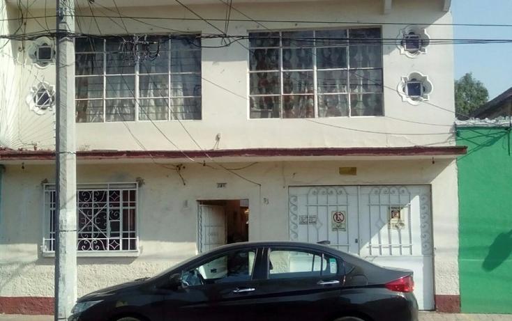 Foto de casa en venta en  , huíchapan, miguel hidalgo, distrito federal, 1858700 No. 01