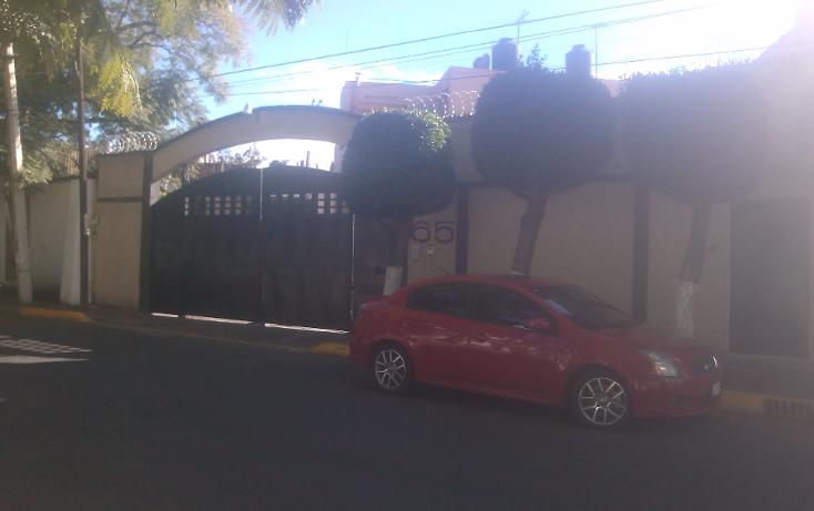 Foto de casa en venta en  , huichapan, xochimilco, distrito federal, 1427789 No. 01