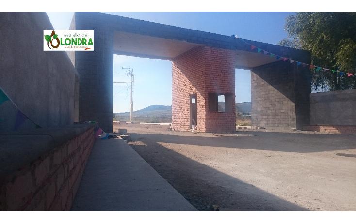 Foto de terreno habitacional en venta en  , huimilpan centro, huimilpan, querétaro, 1725020 No. 03