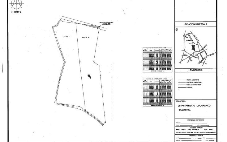 Foto de terreno comercial en venta en  , huinalá, apodaca, nuevo león, 1820678 No. 01