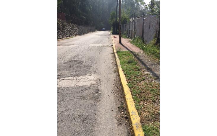 Foto de terreno habitacional en venta en  , huixquilucan de degollado centro, huixquilucan, m?xico, 1381065 No. 05