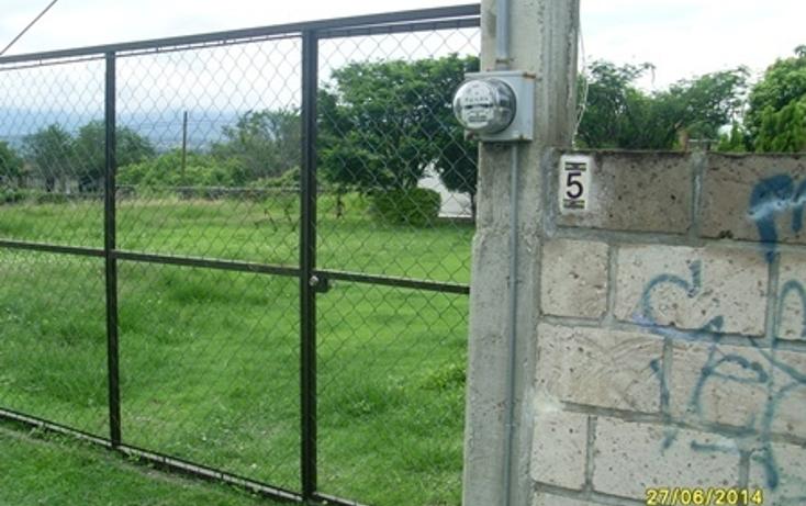 Foto de terreno habitacional en venta en  , huizachera, yautepec, morelos, 1466159 No. 07