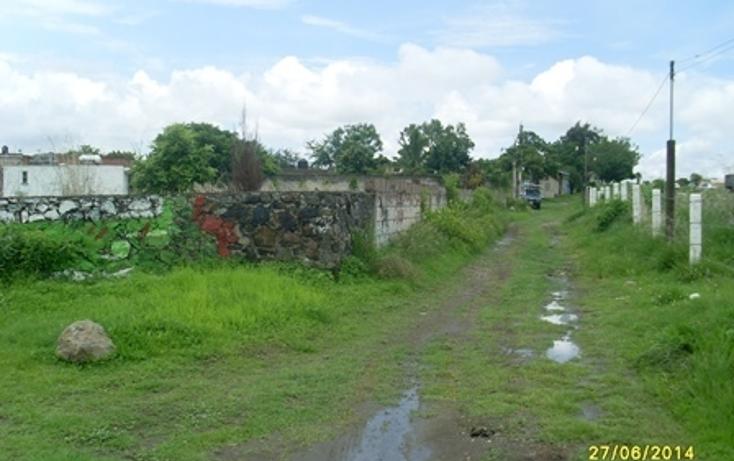 Foto de terreno habitacional en venta en  , huizachera, yautepec, morelos, 1466159 No. 13