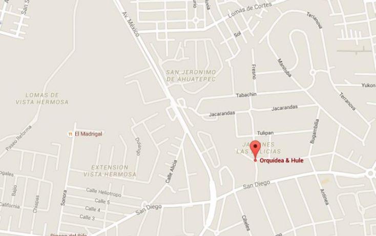 Foto de terreno habitacional en venta en hule 19, loma bonita, cuernavaca, morelos, 1423117 no 03