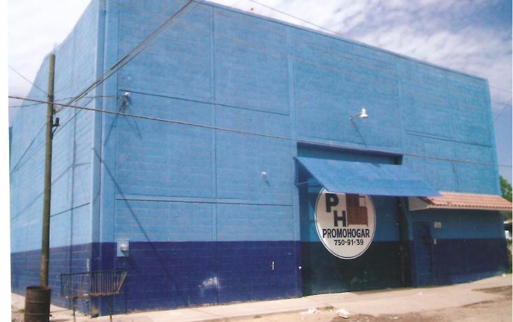 Foto de nave industrial en venta en  , humaya, culiacán, sinaloa, 1340519 No. 01