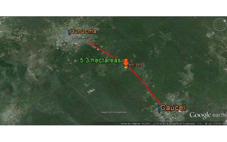 Foto de terreno habitacional en venta en  , huncanab, hunucmá, yucatán, 1736670 No. 04