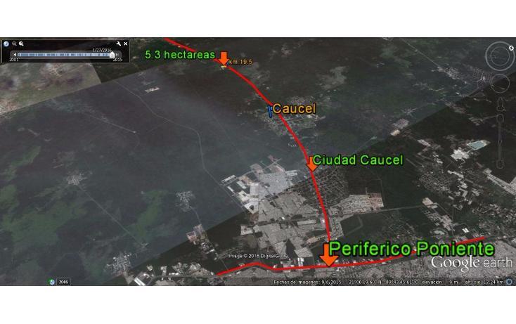 Foto de terreno habitacional en venta en  , huncanab, hunucmá, yucatán, 1736670 No. 06