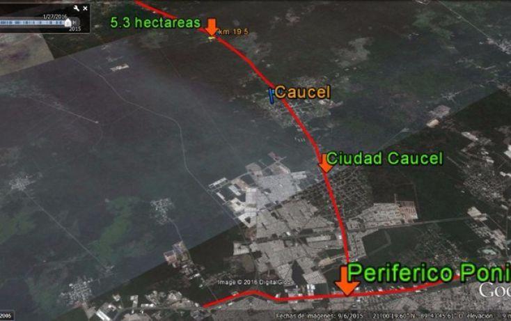 Foto de terreno habitacional en venta en, huncanab, hunucmá, yucatán, 1860844 no 06