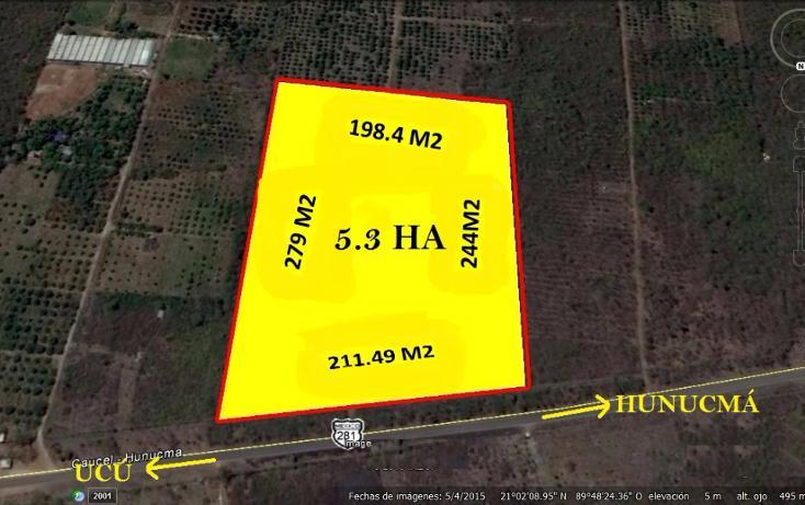 Foto de terreno comercial en venta en, hunucmá, hunucmá, yucatán, 1392451 no 01