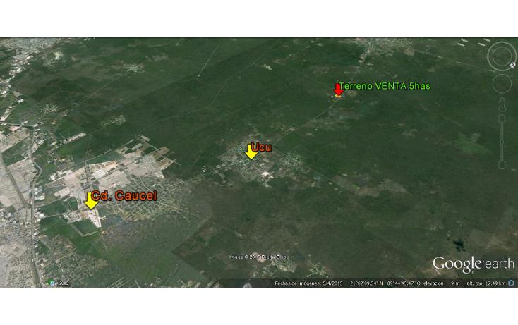 Foto de terreno comercial en venta en  , hunucmá, hunucmá, yucatán, 1392451 No. 03