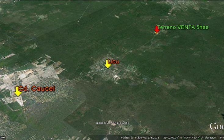 Foto de terreno comercial en venta en, hunucmá, hunucmá, yucatán, 1506221 no 04