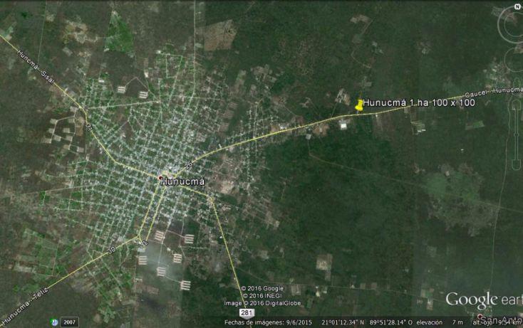 Foto de terreno comercial en venta en, hunucmá, hunucmá, yucatán, 1614152 no 04