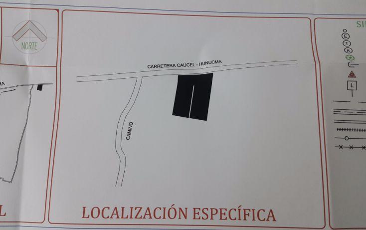 Foto de terreno habitacional en venta en, hunucmá, hunucmá, yucatán, 1774358 no 03