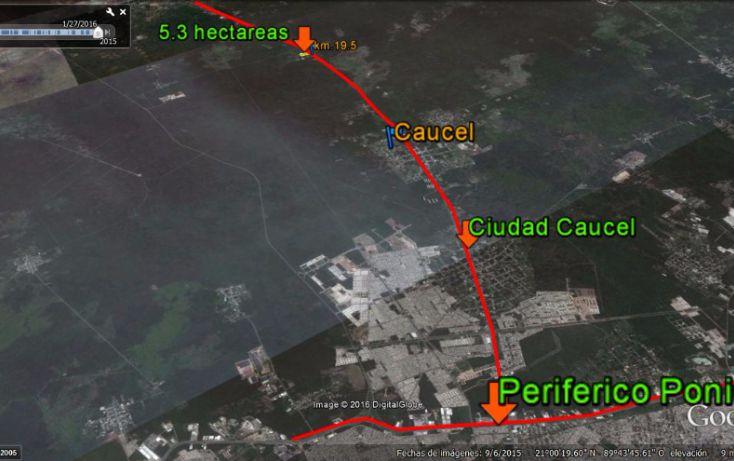 Foto de terreno habitacional en venta en, hunucmá, hunucmá, yucatán, 1774358 no 04