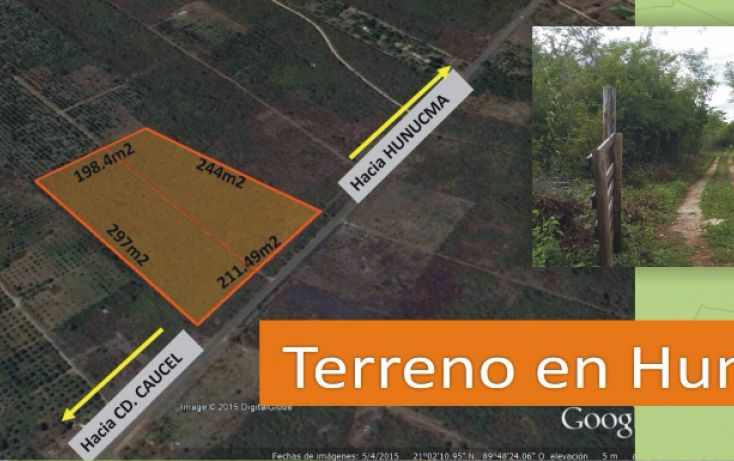 Foto de terreno comercial en venta en, hunucmá, hunucmá, yucatán, 1939712 no 01