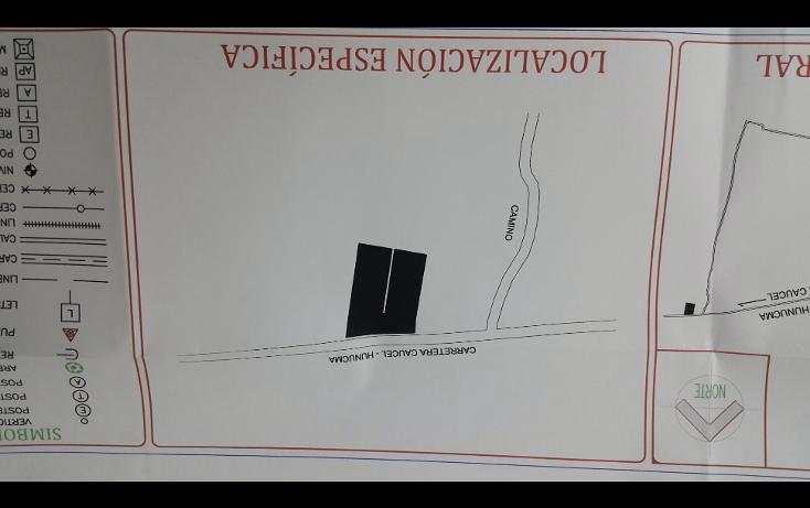 Foto de terreno habitacional en venta en  , hunucmá, hunucmá, yucatán, 1974492 No. 06
