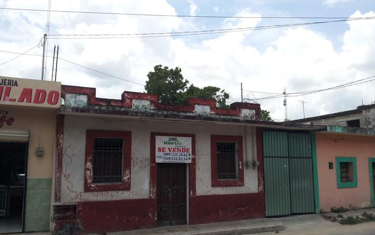 Foto de casa en venta en  , hunucmá, hunucmá, yucatán, 491509 No. 01