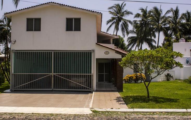 Foto de casa en renta en  i-11, club santiago, manzanillo, colima, 1534184 No. 01