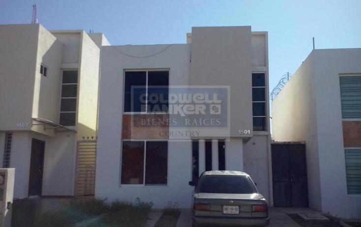 Foto de casa en venta en  , ibérica, culiacán, sinaloa, 1839384 No. 01