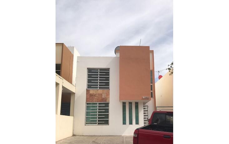 Foto de casa en venta en  , ibérica, culiacán, sinaloa, 2036544 No. 01