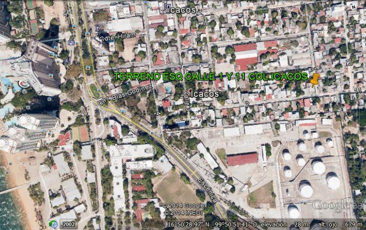Foto de terreno comercial en venta en, icacos, acapulco de juárez, guerrero, 1146057 no 04